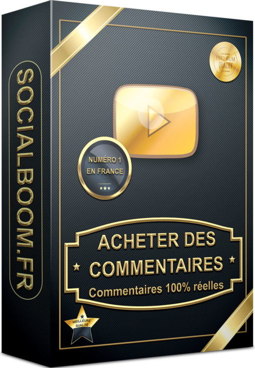 Youtube Commentaires