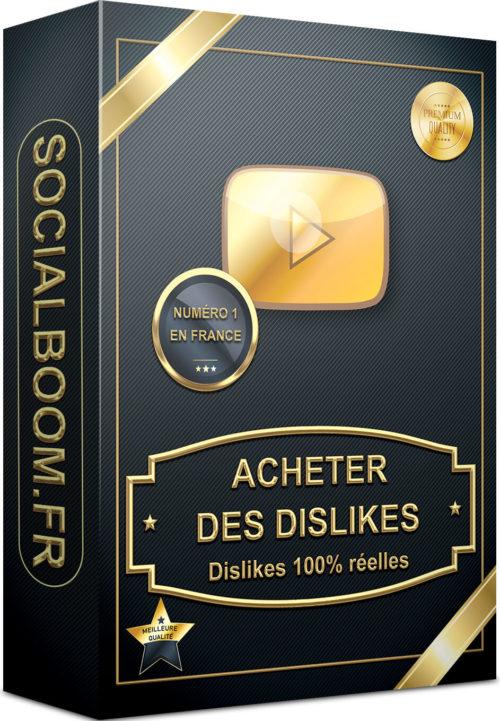 Youtube Dislikes