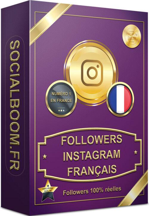 Followers Instagram Francais