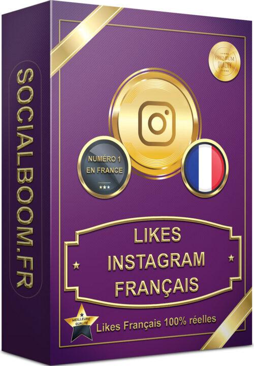 Likes Instagram Francais